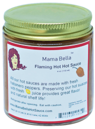 Flaming Hot Hot Sauce
