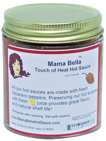 Touch of Heat Hot Sauce